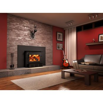 25 Best Ideas About Wood Fireplace Inserts On Pinterest