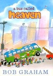 """Interactive IWB-friendly activities for CBCA shortlisted title, """"A Bus Called Heaven"""""""