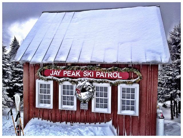 Jay Peak Ski Patrol