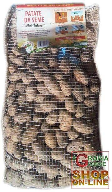 PATATE DA SEME MINI TUBERI SPUNTA SACCHETTO DA 200 BUCHE https://www.chiaradecaria.it/it/bulbi-ortaggi/13941-patate-da-seme-mini-tuberi-spunta-sacchetto-da-200-buche-8016720000567.html
