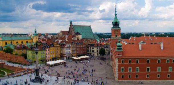 The capital of Poland is a city with a turbulent past, which was almost totally destroyed during the 2nd World War, only to rise from the ashes and be heroically rebuilt by the recovering nation.