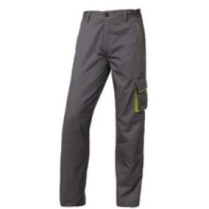 Pantalón Mach 6. Pantalón de trabajo multibolsillos. Cintura ajustada por elástico. 5 bolsillos. Hueco para rodilleras.  Composición: 65% poliéster, 35% algodón. 235 gr/m2.  http://www.janfer.com/es/linea-mach-y-workwear/1307-pantalon-mach-6.html