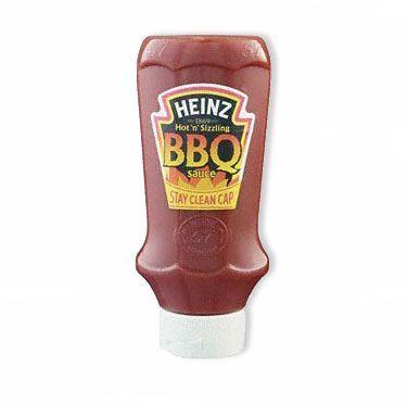 Heinz Barbekü Sosu , en kaliteli malzemeler kullanarak hazırlanmıştır. Mangal keyfini doyasıya yaşamanız için Heinz Barbekü Sosu 370 gr'lık sağlıklı cam şişelerde mutfağınıza ulaşmaktadır.