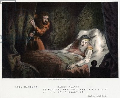 plots and murders in the play macbeth Macbeth: lady macbeth and evil in a play that is abundant in evil occurrences, lady macbeth is the overriding source of evil in the first act.