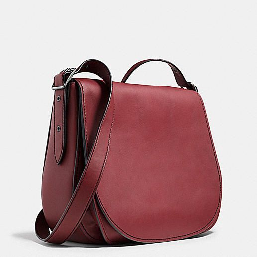 Shoulder Bag for Women On Sale in Outlet, Saddle, Leather, 2017, one size Coach