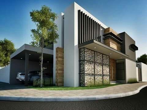Arquitetura Moderna, Interiores Modernos, Casas Modernas, Vila, Casa Design  Exterior, Casa Exterior, Palermo, Dream Homes, Tropical Part 70