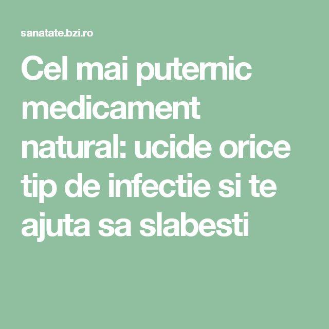 Cel mai puternic medicament natural: ucide orice tip de infectie si te ajuta sa slabesti