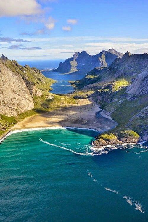 Isole Lofoten. Foto Andre Ermolaev