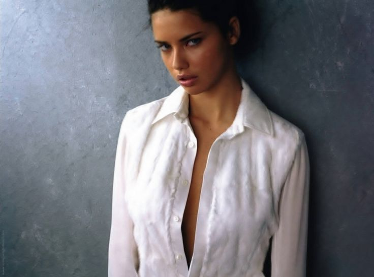 Adriana Lima Without Makeup | Fashion More Style
