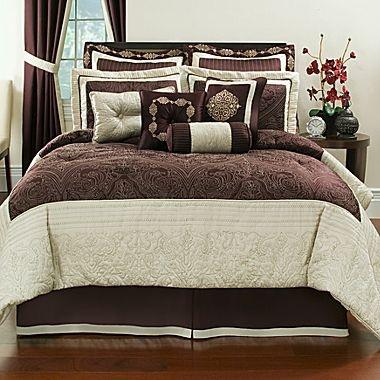 Carlton Comforter Set More Jcpenney Home Decor Pinterest Comforter And Bath