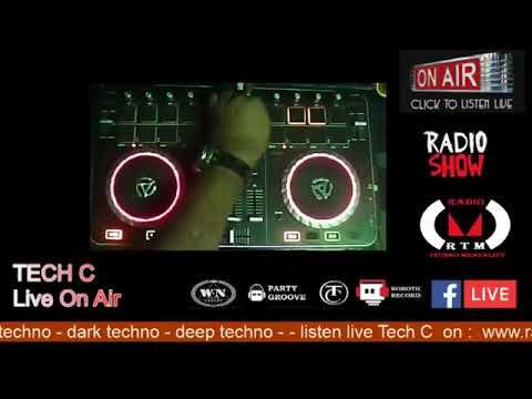 RADIO SHOW TECH C LIVE ON AIR EPISODE 2