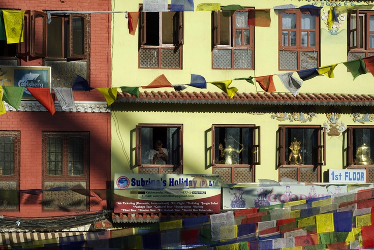 Nepál… momo és makuka…