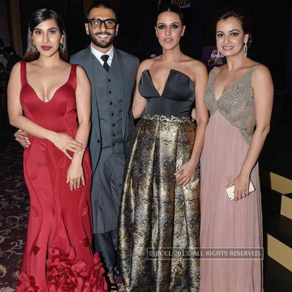 Filmfare Glamour and Style Awards 2015: Candid Pics- The Times of India Photogallery Page 6