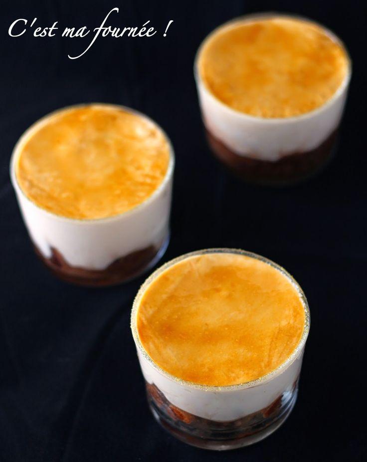 Tiramisu caramel