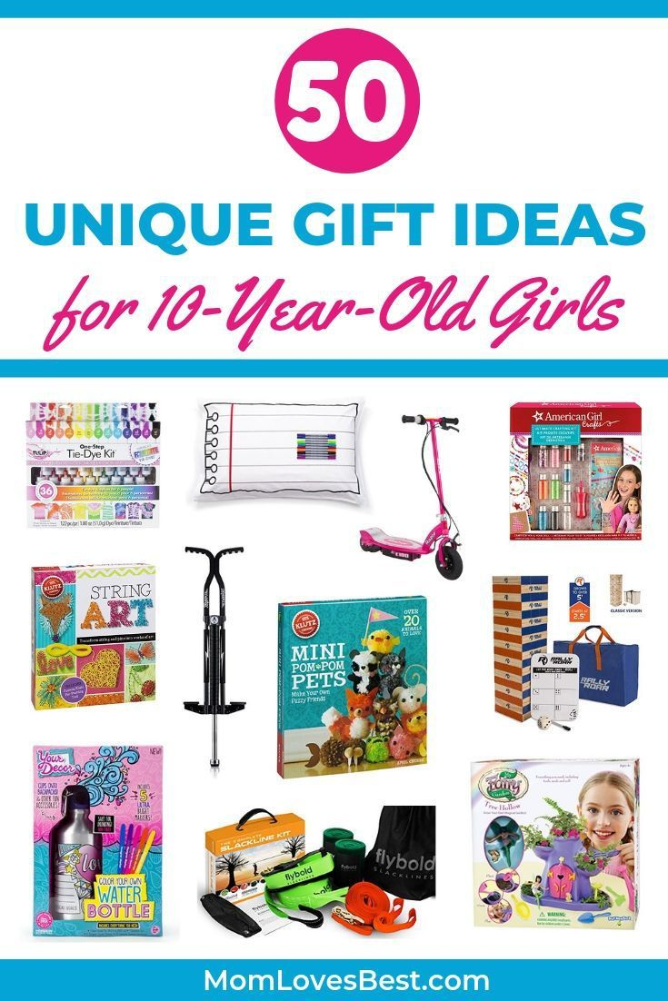 50 best toys gifts ideas for 10yearold girls 2021