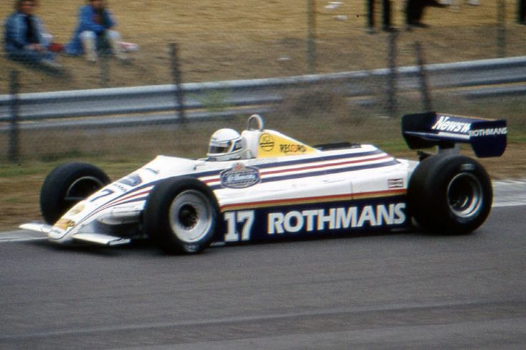 1982 March 821 - Ford (Jochen Mass)