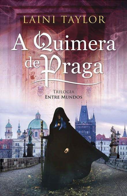 Daughter of Smoke & Bone -- Portuguese cover