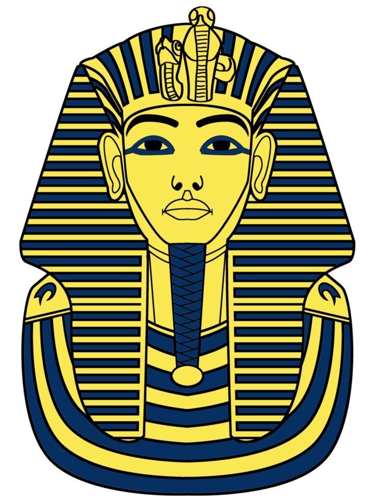 Tutankhamun illustration | Tutankhamun reference ...