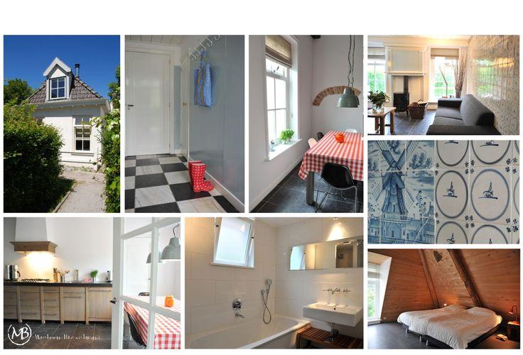Schiermonnikoog, schattig huisje for 6p