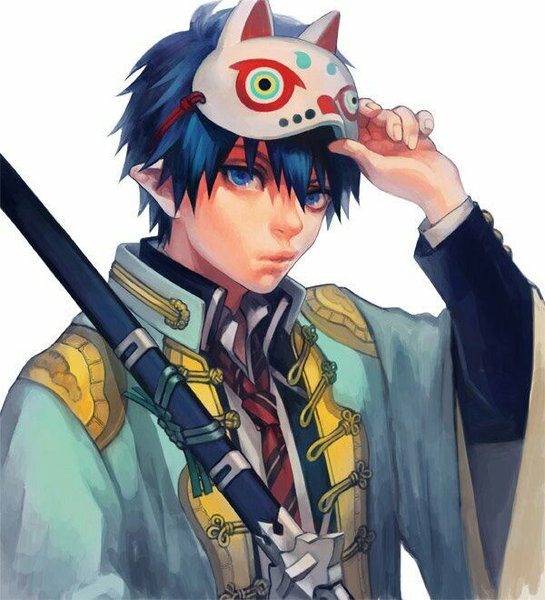 Ao no Exorcist / Rin Okumura / Blue Exorcist / #anime