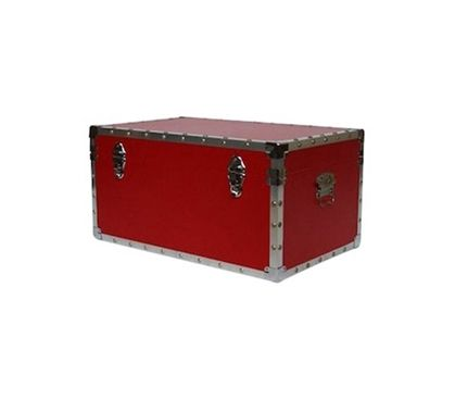The Classic Red Trunk