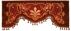victorian valances - Google Search