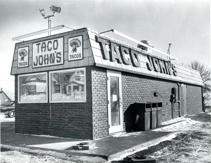 Taco Johns # in Litchfield: E Depot () Taco Johns # in Little Falls: Lemieur Street () Taco Johns # in Luverne.