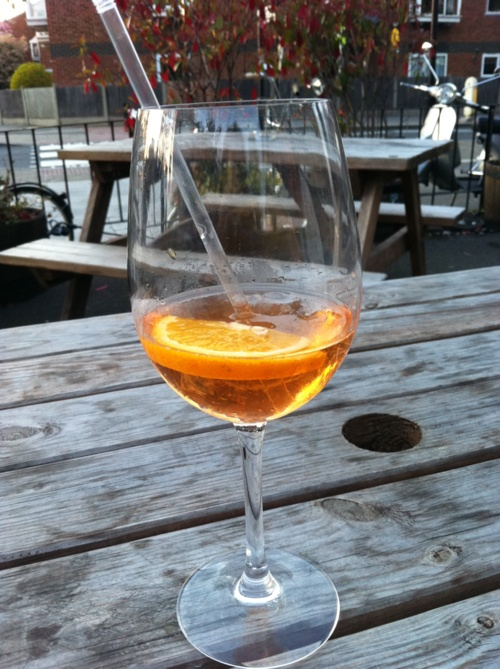 New drink for the summer - Aperol Sprizer...go on try it! | Queen of ...