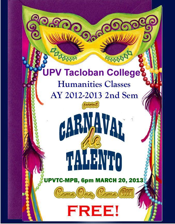 Carnaval de Talento