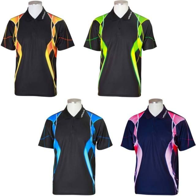 Tennis Jersey Coolever Dry Fit Ping Pong Badminton Bowling Sport Shirt Competion Sports Shirts Bowling Badminton
