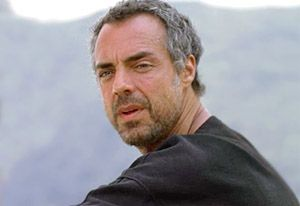 """Titus Welliver, aka Smoke Monster, aka Man in Black: """"They come, they fight, they destroy, they corrupt."""""""