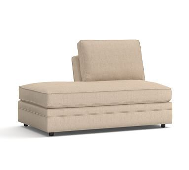 pearce upholstered left bumper down blend wrapped cushions performance by - Crypton Sofa