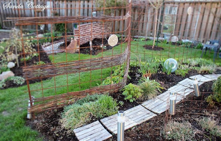 for Gartengestaltung joanna