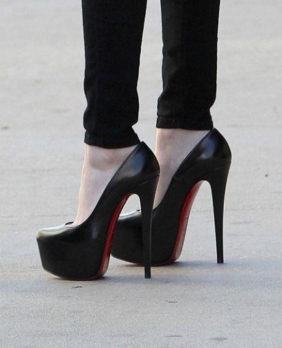 christian louboutin heels tumblr