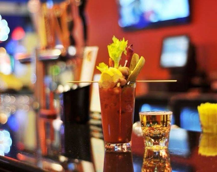 Build your own Bloody Mary 11-3 every Sat & Sun. We let you pick your own mix, extras, & additions so you can build it your way. #brunch http://on.fb.me/1fwTWuK