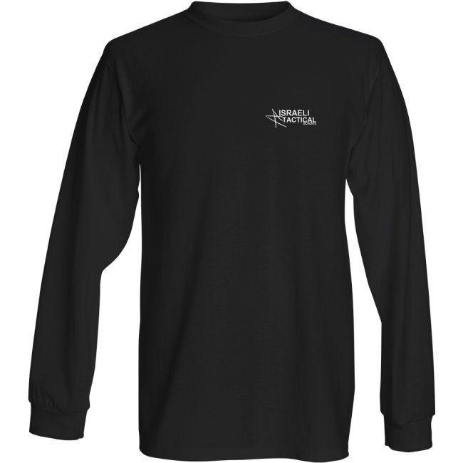 Women - Long Sleve T-Shirt Israeli Tactical School