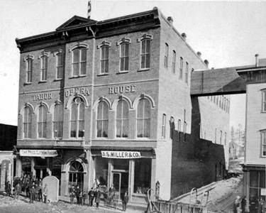 Tabor Opera House ~ Leadville Colorado ~ 1879