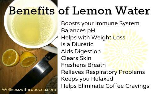 #Benefits of Lemon Water    #Cleanse #Detox