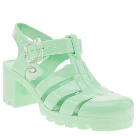 Sandals Womens Turquoise Turquoise Original Juju Jellies Babe Entirely
