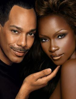 African American Wedding Makeup | What colors go best for eye shadows and lipstick for ebony skinned ...