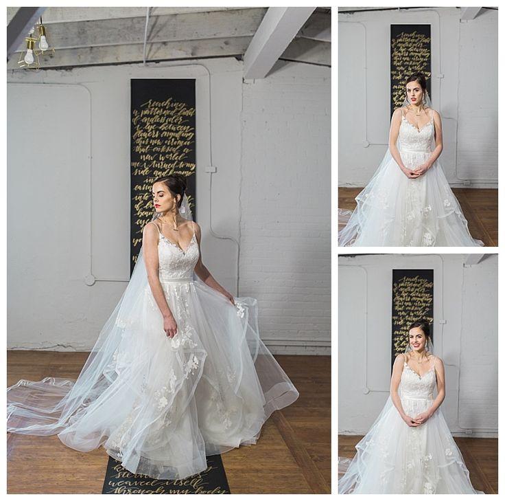 352 best Casablanca Bridal images on Pinterest | Short wedding ...