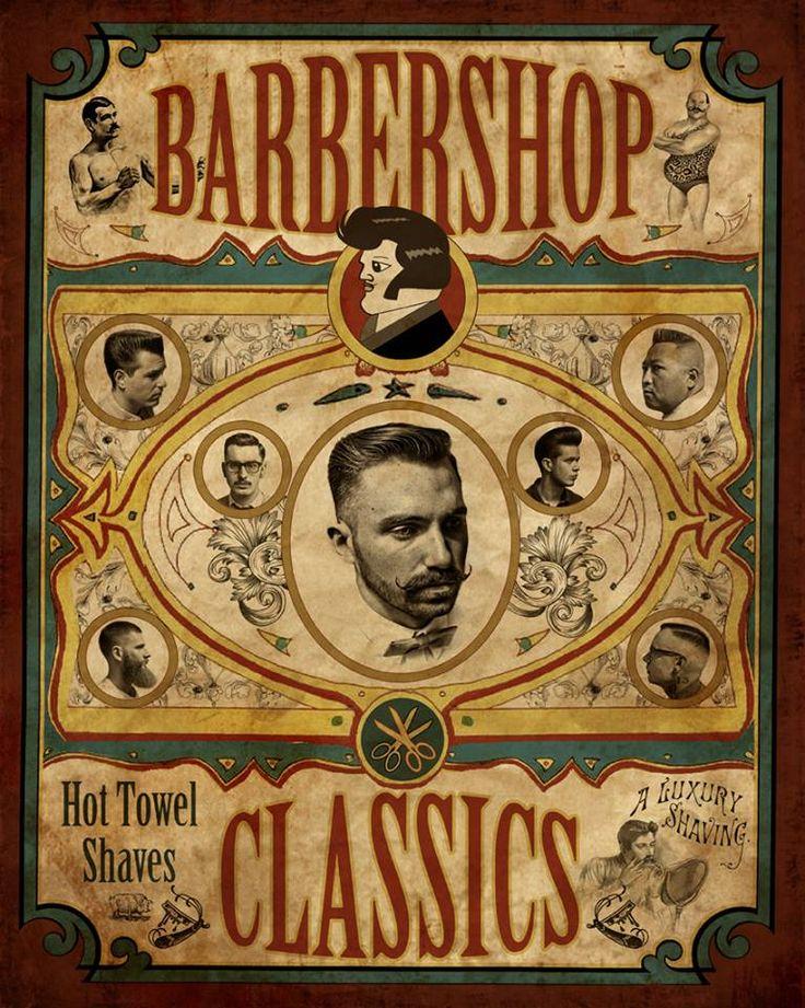 Schorem Haarsnijder En Barbier - Scumbag Barbers