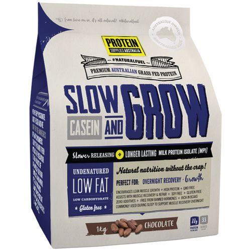 PSA Slow & Grow Casein. #wellshaped #stellar #proteinsuppliesaustralia #psa #protein #wpi #health #fitness #natural #restore #rehydrate #recover #recovery #bendigo #casein #grow
