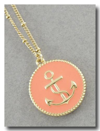 Anchor Necklace $12.00