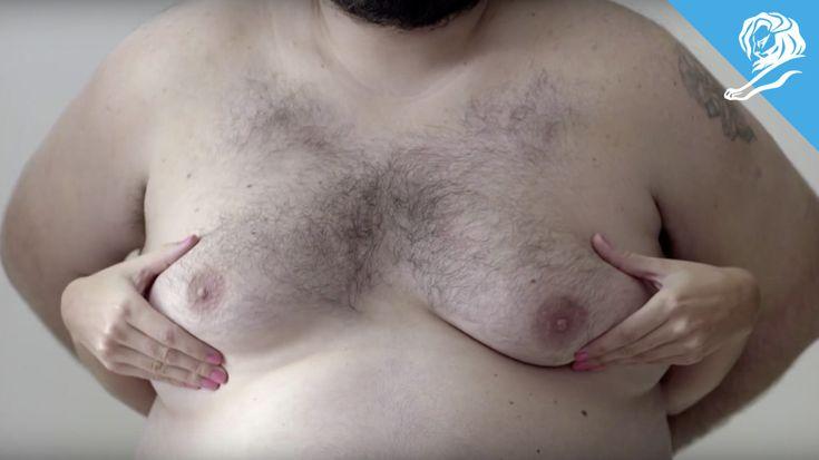 Campanha fez provocação sobre a censura de seios femininos nas redes sociais