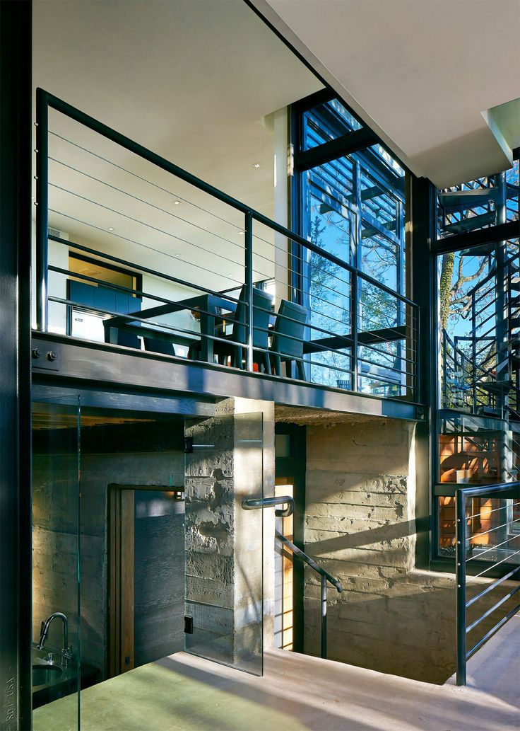 Green Lantern Residence by John Grable Architects / San Antonio, Texas, USA