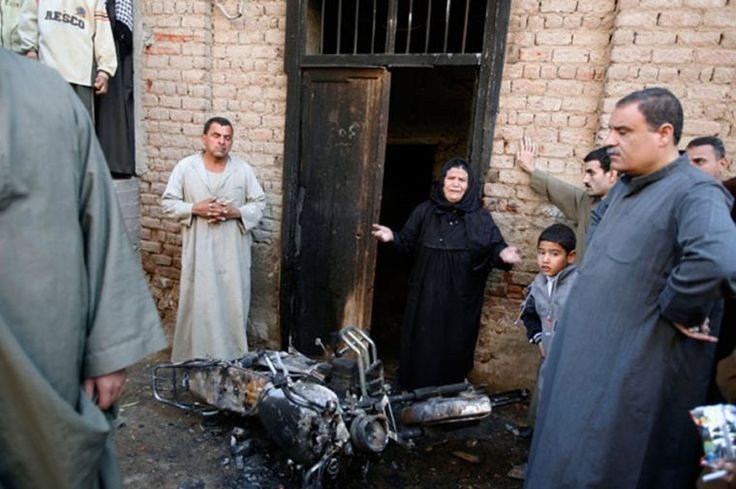 18 Islamists Arrested in Egypt for Burning Down Christian Homes | Christian News on Christian Today