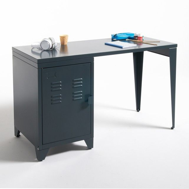 Image Hiba Child's Metal Desk La Redoute Interieurs