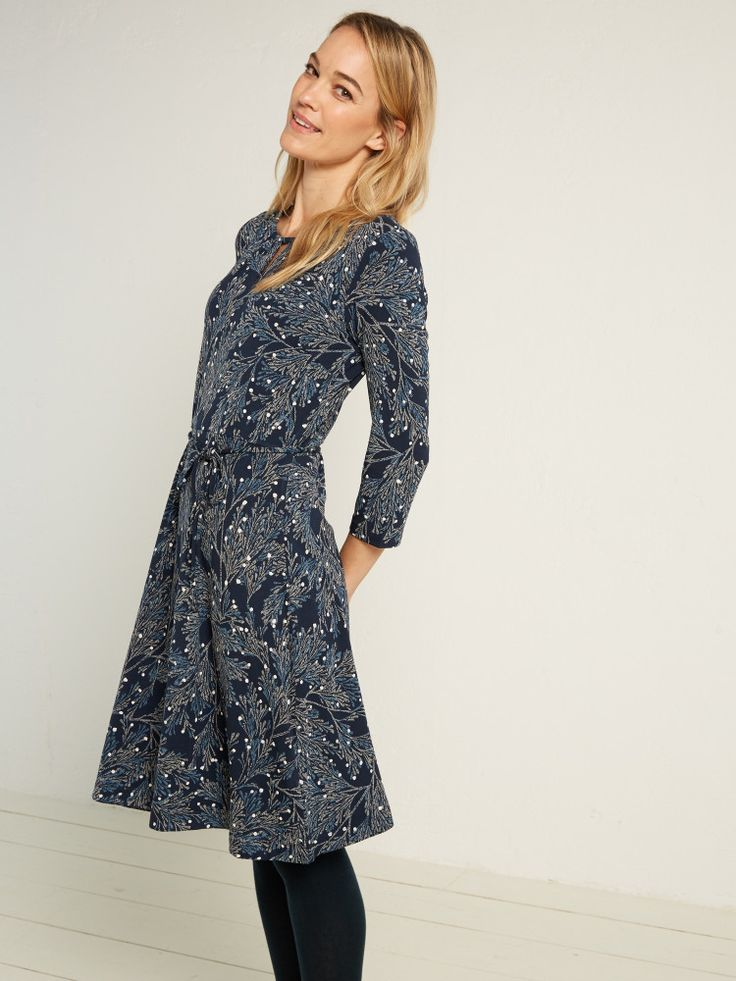 Day Dreaming Jersey Dress