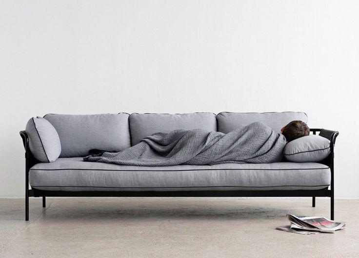 1000 ideas about sofa gris on pinterest grey loveseat for Meuble chez leon